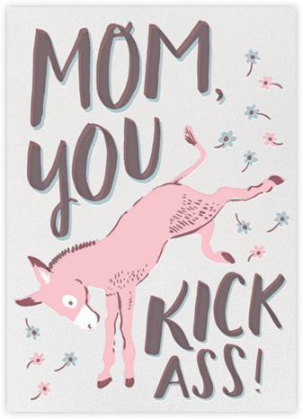 Kick Ass Mom - Hello!Lucky -