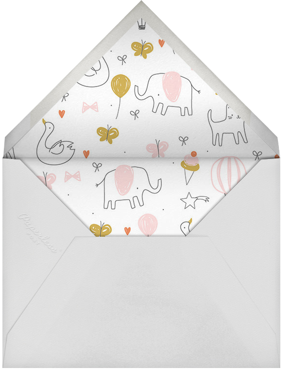 Balloon Parade (Photo) - Little Cube - Birth - envelope back