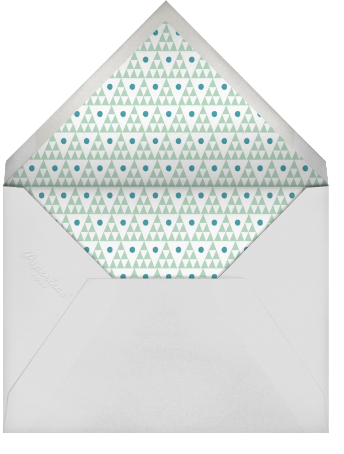 Five Seconds - Fair - Mr. Boddington's Studio - Envelope