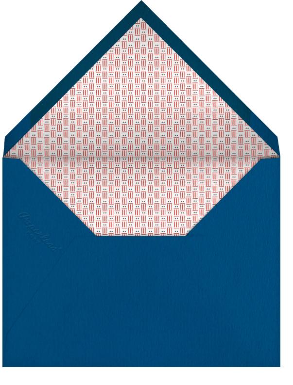 Missed the Boat - Fair - Mr. Boddington's Studio - Envelope