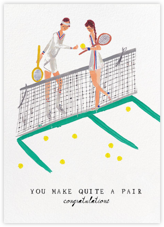 Tennis is for Lovers - Mr. Boddington's Studio -