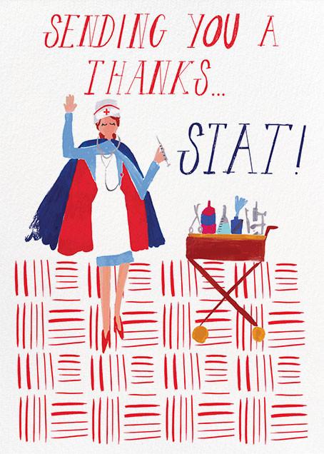 Thank You Stat - Mr. Boddington's Studio - Mr. Boddington's studio