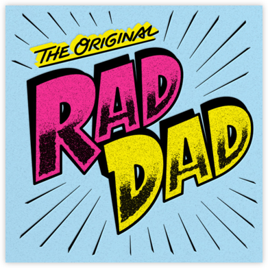 The Original - Paperless Post - Father's Day Cards