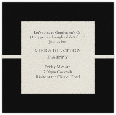Geometric - Paperless Post - Celebration invitations