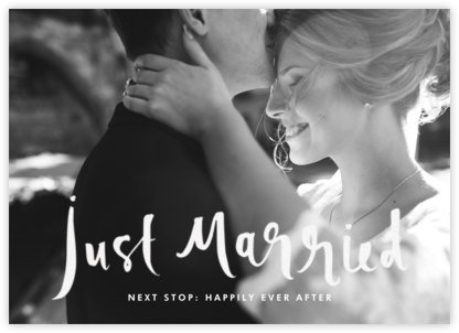 Just Married - kate spade new york