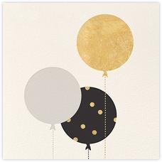 Balloon Birthday (Greeting) - kate spade new york - Online greeting cards