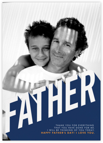 Paramount Pops - Paperless Post - Father's Day cards