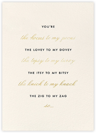 Maid of Honor Request - kate spade new york - Will You Be My Bridesmaid Cards