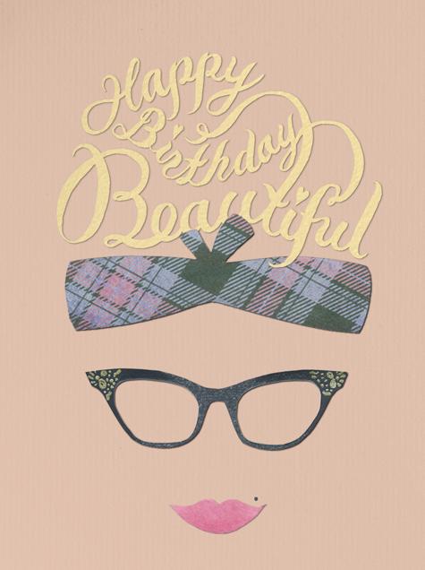 Happy Birthday Beautiful - Paperless Post - Birthday cards