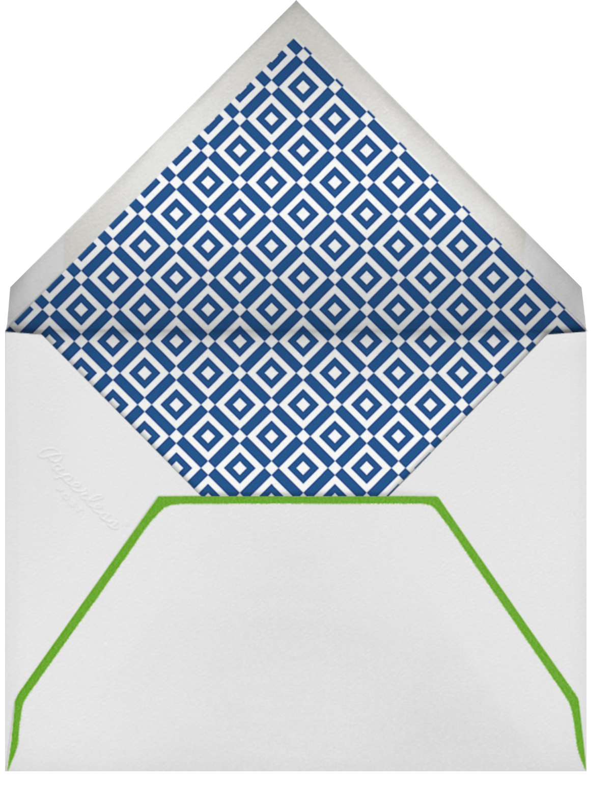 Scoot-a-Toot - Green - Jonathan Adler - Moving - envelope back