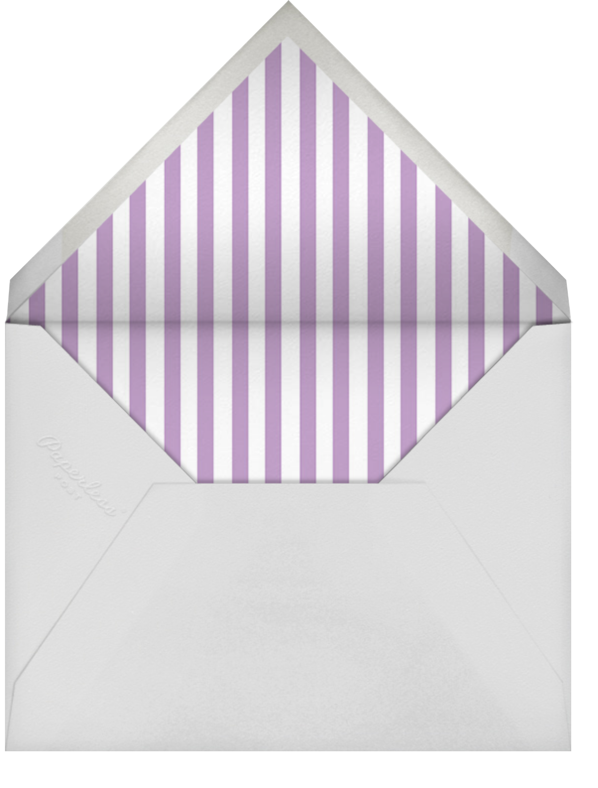 Kittie - Jonathan Adler - Thank you - envelope back