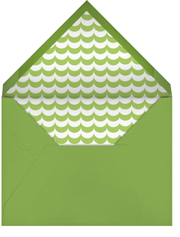 You're Pearfect - Jonathan Adler - Just because - envelope back