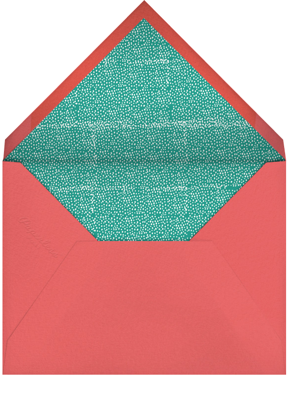 Girl Girl Girl! - Mr. Boddington's Studio - Congratulations - envelope back