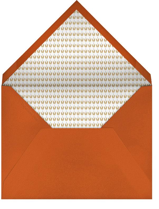 Keys to Your Castle - Mr. Boddington's Studio - Congratulations - envelope back