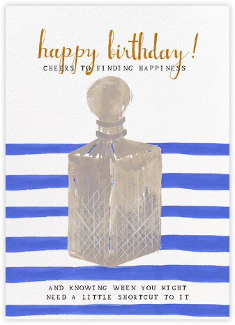 Three Fingers Please - Mr. Boddington's Studio - Birthday cards
