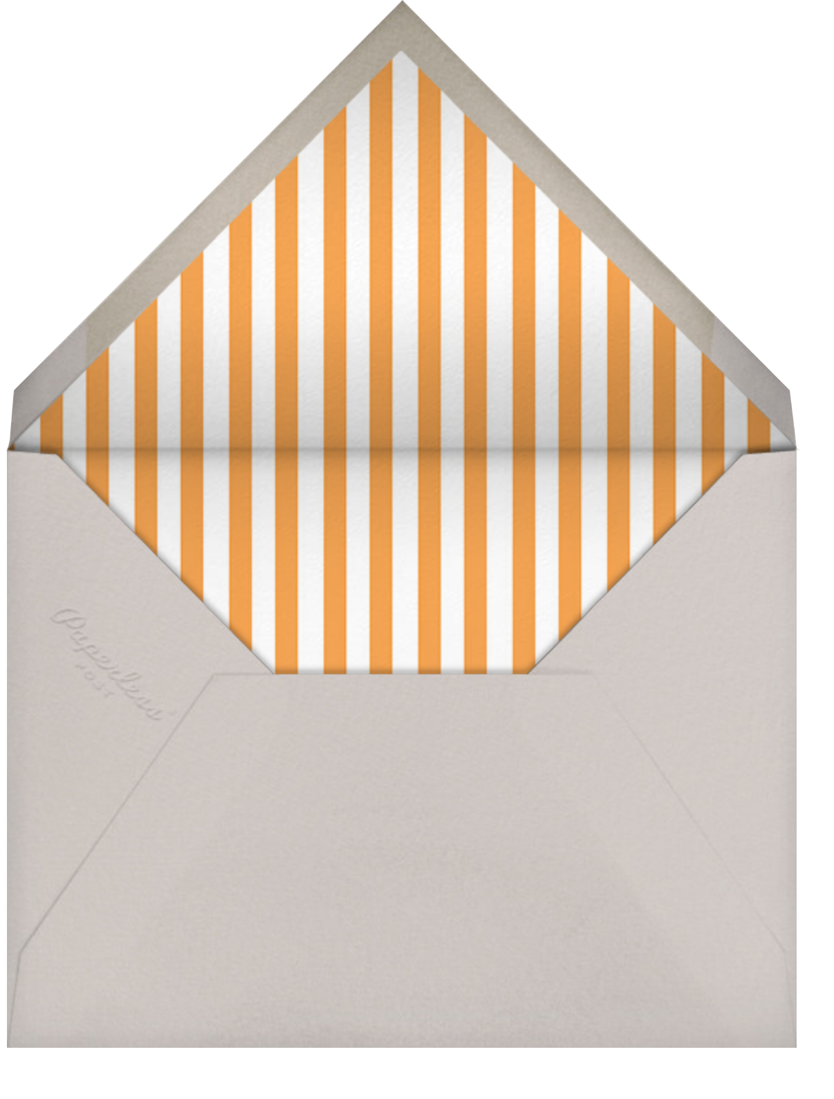 Three Fingers Please - Mr. Boddington's Studio - Birthday - envelope back