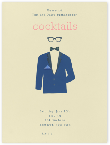 Handsome - Paperless Post - Invitations
