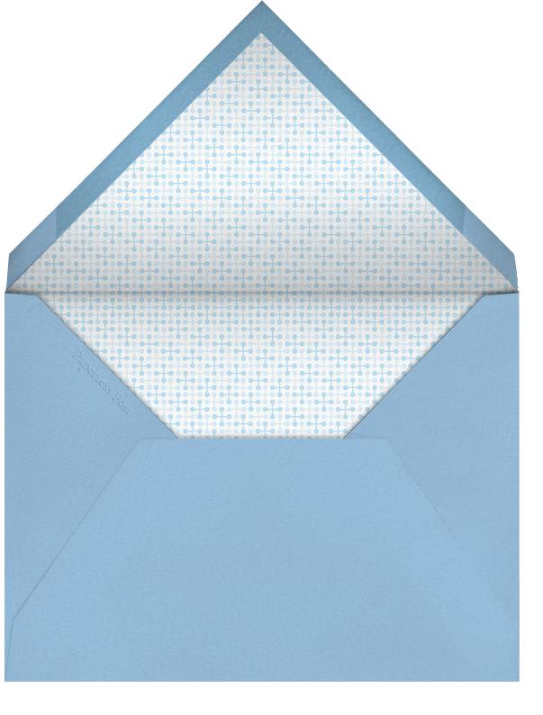 Jacks (Photo) - Blue - Jonathan Adler - Birth - envelope back