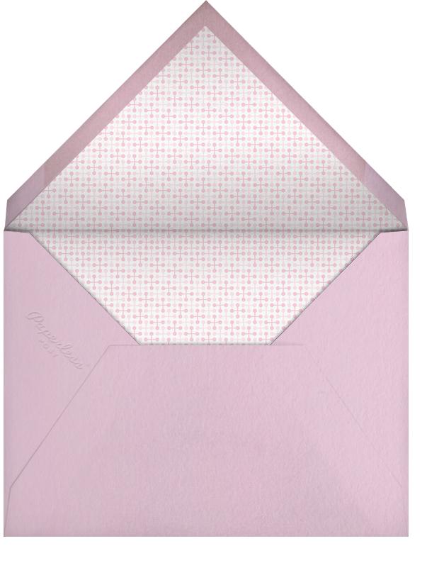 Jacks (Photo) - Pink - Jonathan Adler - Birth - envelope back