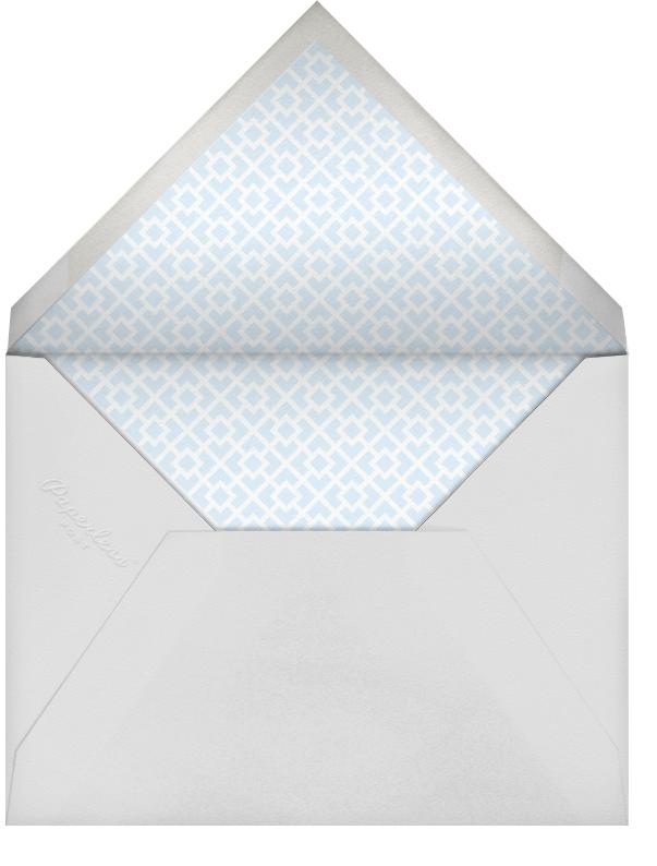 Nixon (Photo) - Blue - Jonathan Adler - Birth - envelope back