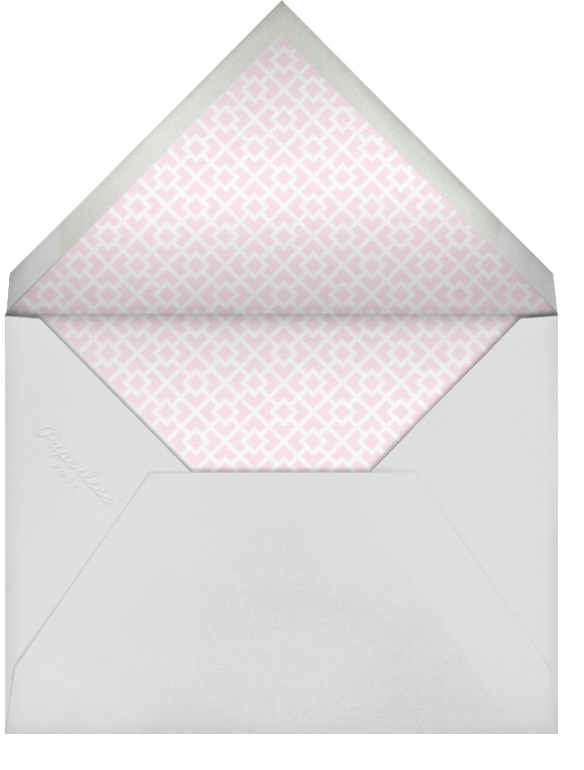 Nixon (Photo) - Pink - Jonathan Adler - Envelope