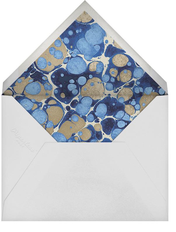 Oil Drop - Heliotrope - Jonathan Adler - Envelope