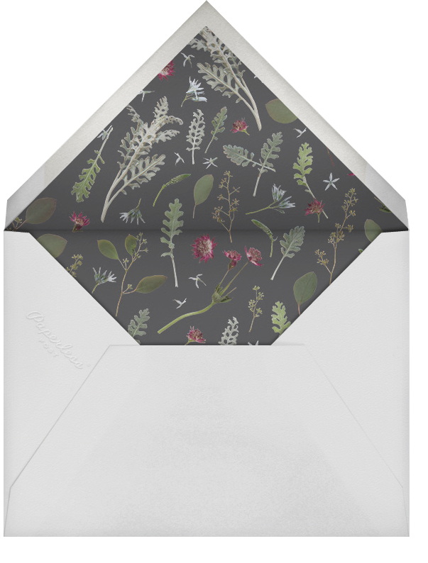Winter Wilds (Save the Date) - Paperless Post - Envelope