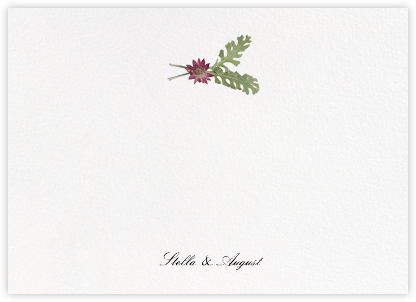 Winter Wilds (Stationery)  - Paperless Post - Personalized Stationery