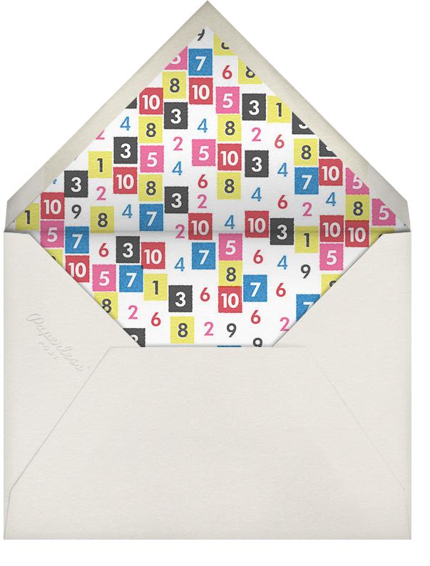 Starting Gate - Paperless Post - Sports - envelope back