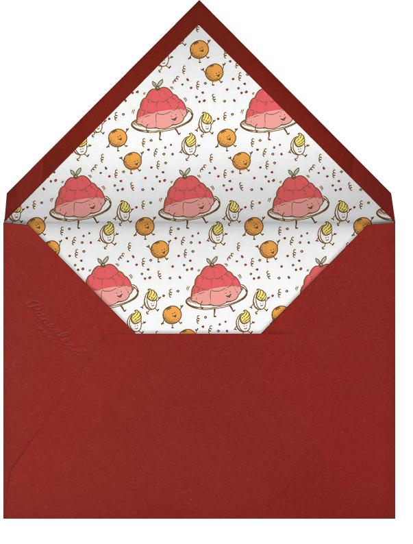Christmas Parade - Hello!Lucky - Christmas - envelope back