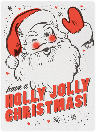 Holly Jolly Christmas - Hello!Lucky - Hello!Lucky Cards
