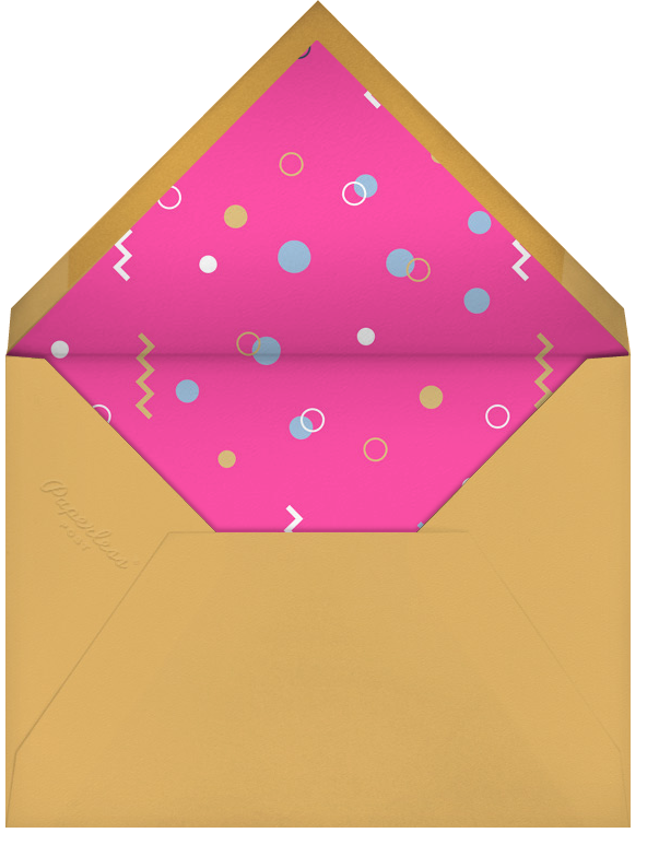 Ring in the New - Paperless Post - New Year's Eve - envelope back