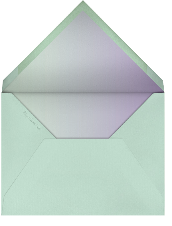 New Year Essentials  - Paperless Post - New Year's Eve - envelope back