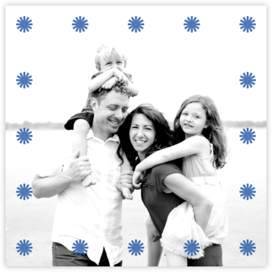 Snowflake Symmetric - Photo - Paperless Post -