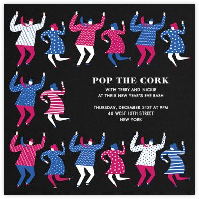 Pattern Dancers - Paperless Post -