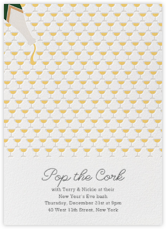 Coupe de Grâce - Paperless Post -