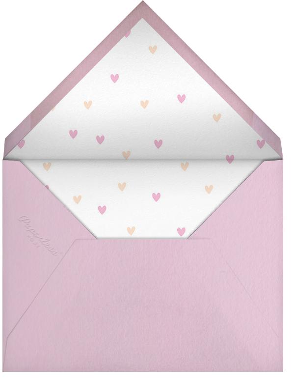 Sneak Peek - Little Cube - Birth - envelope back