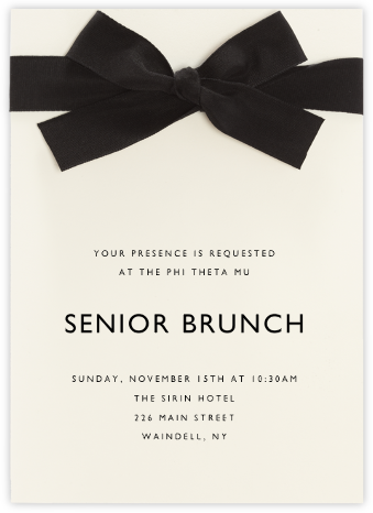 Cambon - Paperless Post - Sorority Event Invitations