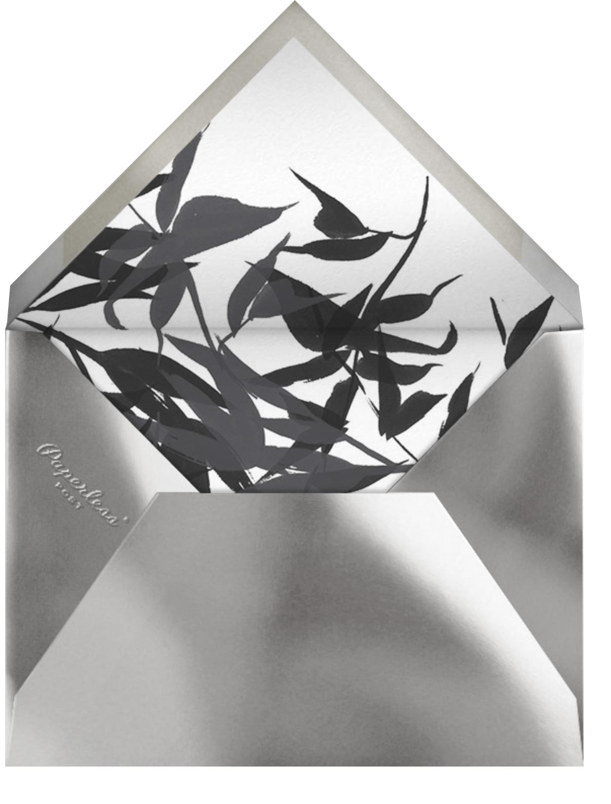 White (Square) - Paperless Post - Sorority events - envelope back