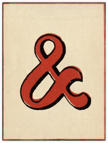 Red Letter - & - John Derian -
