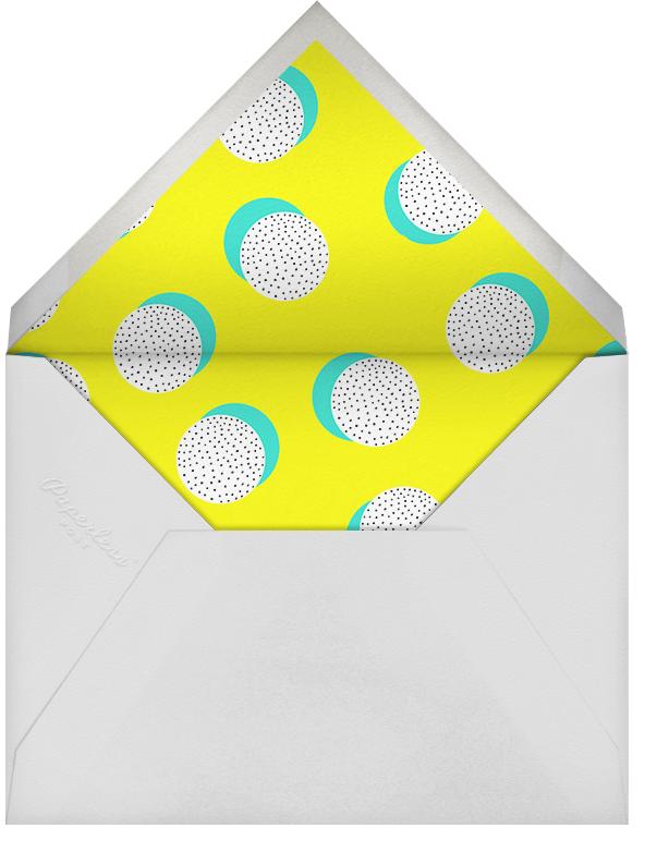 Simple Stroke Menorah  - Ashley G - Hanukkah - envelope back