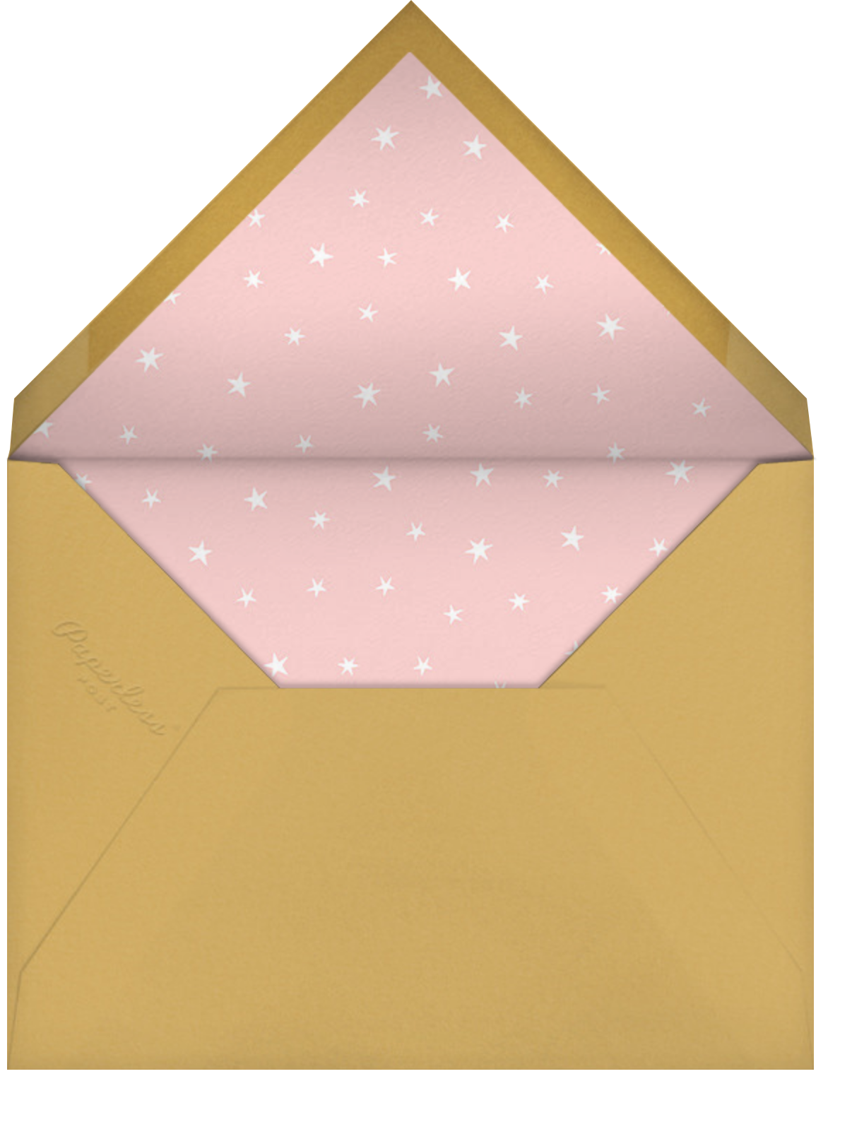 Fly by Night - Pink - Hello!Lucky - Envelope