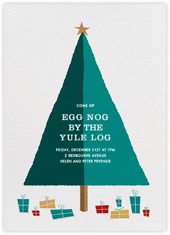 Technicolor Christmas - Paperless Post -