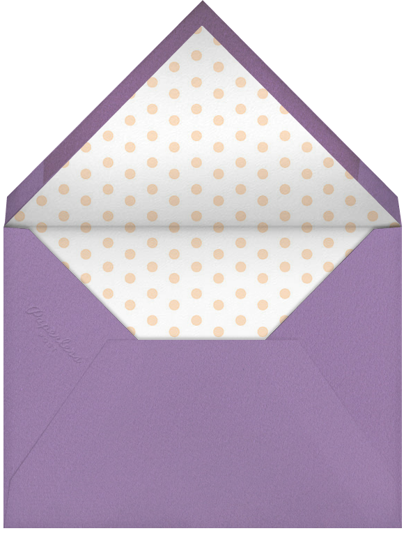 Photo Booth - Bellini - Paperless Post - Birth - envelope back