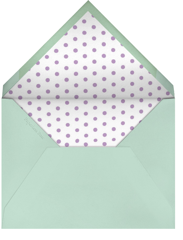 Photo Booth - Taro - Paperless Post - Birth - envelope back