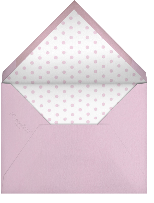 Photo Booth - Caribbean - Paperless Post - Birth - envelope back