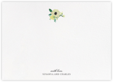 A Floral Wedding (Stationery)
