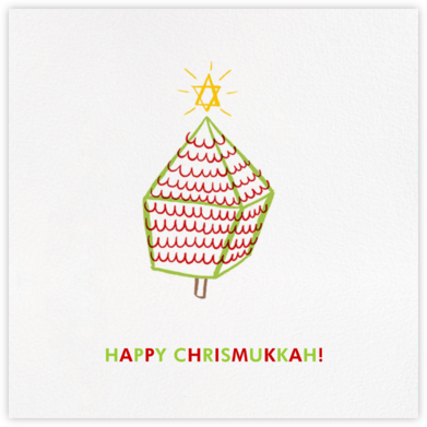 O Spinnenbaum - Paperless Post - Hanukkah Cards
