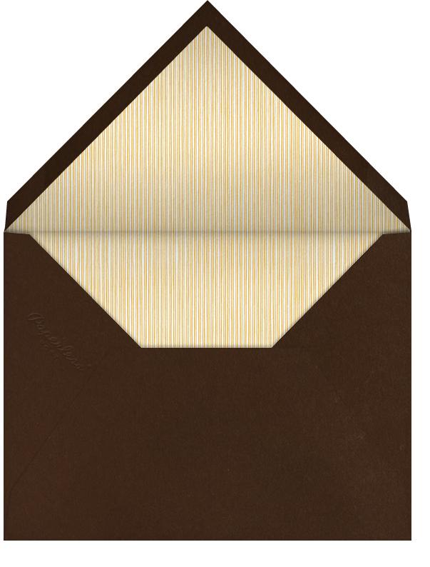 Sweet New Year (Invitation) - Paperless Post - Envelope
