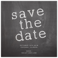 We Do (Save the Date)